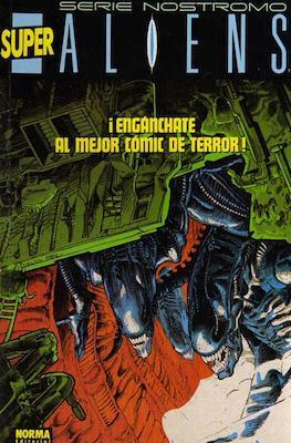 Aliens. Serie Nostromo (Retapado) #1