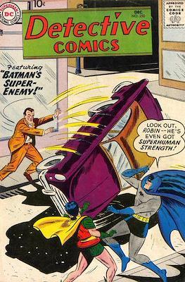 Detective Comics Vol. 1 (1937-2011; 2016-) (Comic Book) #250