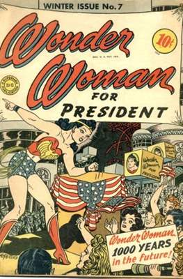 Wonder Woman Vol. 1 (1942-1986; 2020-) #7