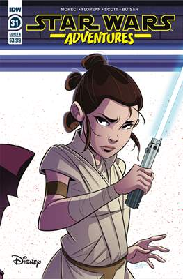 Star Wars Adventures #31