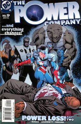 The Power Company (Comic Book) #9