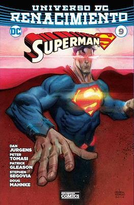Superman: Renacimiento (Rústica) #9