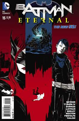 Batman Eternal (2014-2015) (Comic-Book) #15