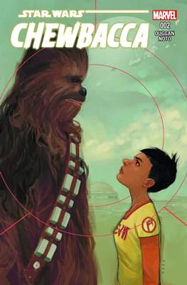 Chewbacca (Comic-book) #2