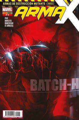 Arma X (2017-2019) (Grapa) #5