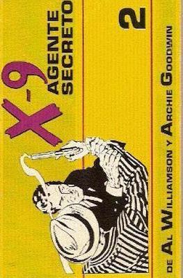 X-9 Agente secreto (Rústica 80 pp) #2