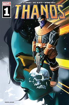 Thanos (2019) (Comic Book) #1