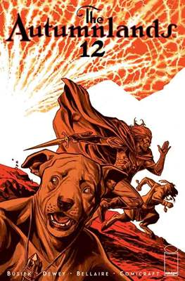 The Autumnlands: Tooth And Claw (Comic Book) #12