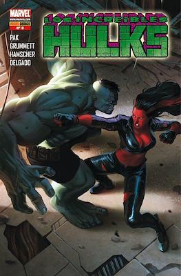 Los increíbles Hulks #9