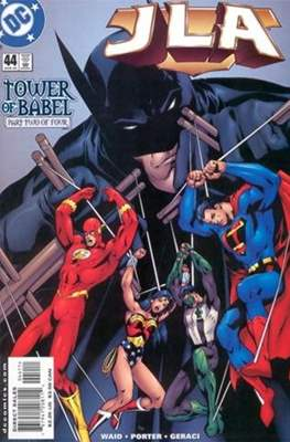 JLA Vol. 1 (1997-2006) (Comic-Book) #44