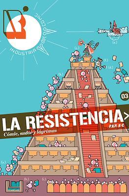 La Resistencia (Rústica 80 pp) #3