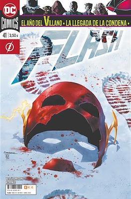 Flash. Nuevo Universo DC / Renacimiento (Rústica - Grapa) #55/41