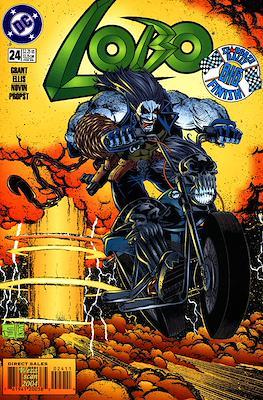 Lobo Vol. 2 (1993 - 1999 Grapa) #24
