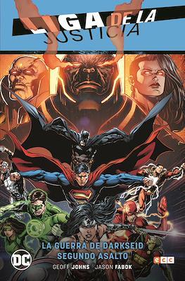 Liga de la Justicia Saga de Geoff Johns (Cartoné 168-152 pp) #10