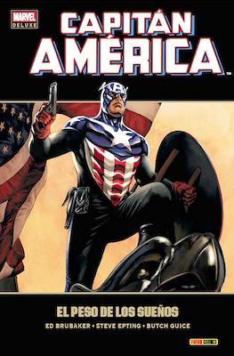 Capitán América. Marvel Deluxe (Cartoné 176 pp) #6