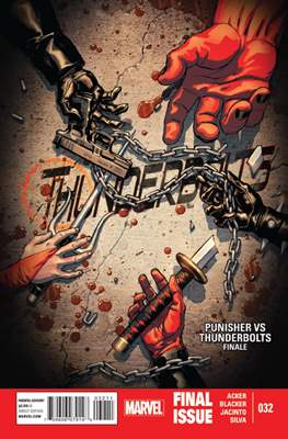 Thunderbolts Vol 2 (Comic Book) #32