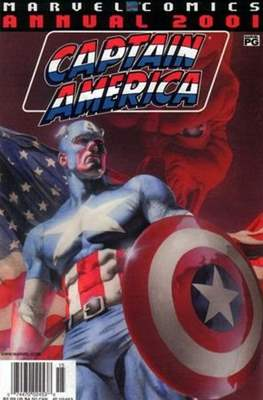 Captain America Annual 2001