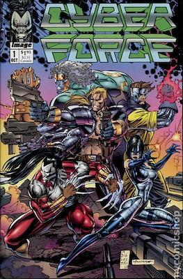 Cyberforce Vol. 1 (1992-1993) (Grapa) #1