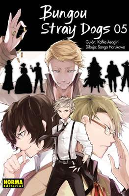 Bungou Stray Dogs #5