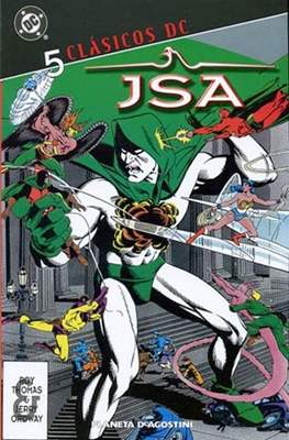 JSA. Clásicos DC (Rústica 208 pp) #5