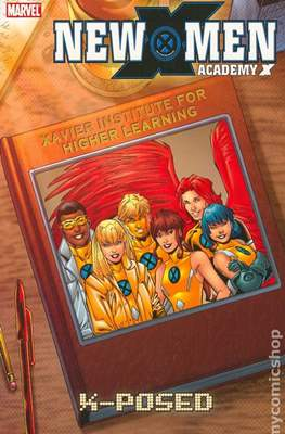 New X-Men Academy X #3