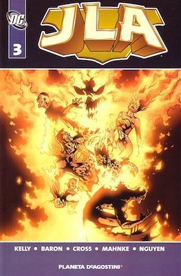 JLA  (2005-2007) (Rústica, 96 páginas) #3