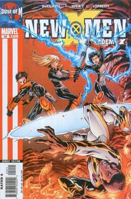 New X-Men: Academy X / New X-Men Vol. 2 (Comic-Book) #19