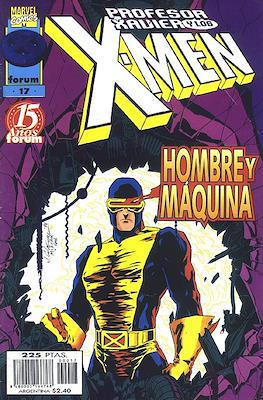 Profesor Xavier y los X-Men (Grapa. 17x26. 24 páginas. Color.) #17