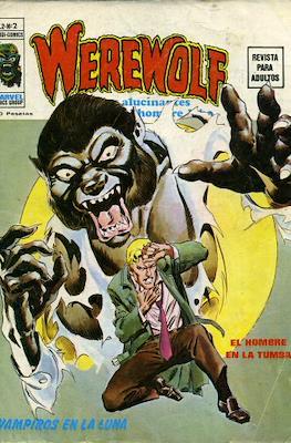 El Hombre Lobo / Werewolf (1974-1976) (Rústica 40 pp) #2