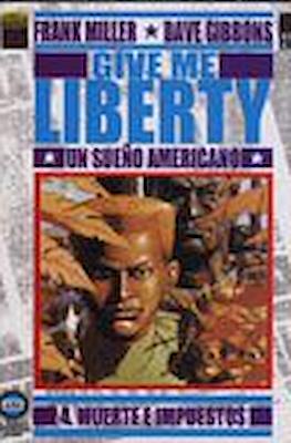 Give me Liberty (Rustica 52/52/48 pp) #4