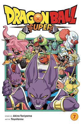 Dragon Ball Super (Paperback) #7