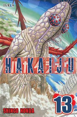 Hakaiju (Rústica con sobrecubierta) #13