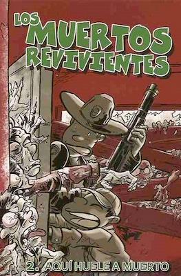 Los muertos revivientes (Grapa 36 pp) #2