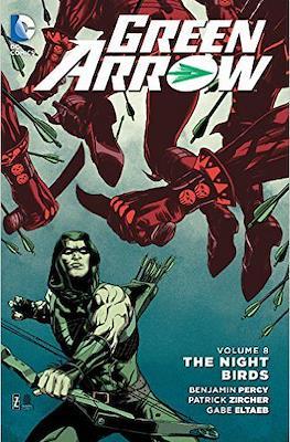 Green Arrow (2011-) New 52 (Rústica) #8