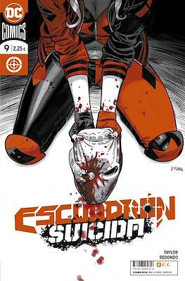 Escuadrón Suicida. Renacimiento (Grapa) #34/9