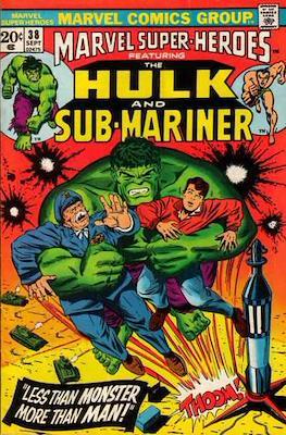 Marvel Super-Heroes (Grapa) #38