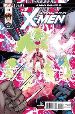 Astonishing X-Men Vol. 4 (2017-2018) #10