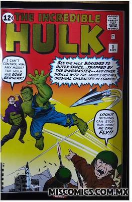 Marvel Clásicos (Grapa) #12