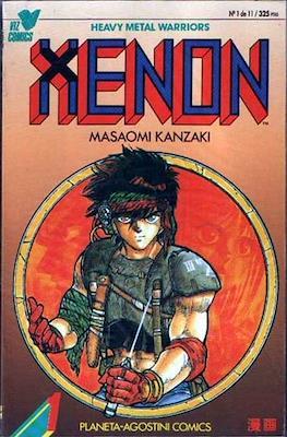 Xenon. Heavy Metal Warriors