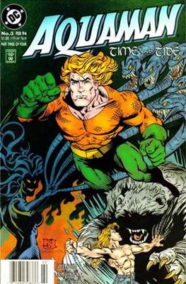 Aquaman: Time And Tide (Comic Book) #3