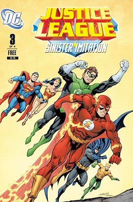 Justice League (2011 - General Mills) (Comic Book) #3