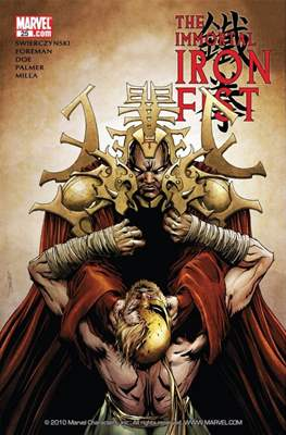 The Immortal Iron Fist (2007-2009) (Digital) #25