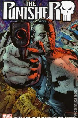 The Punisher by Greg Rucka Vol. 8 #1