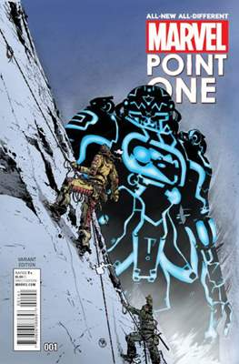 All-New, All-Different Marvel Point One (Variant Cover)