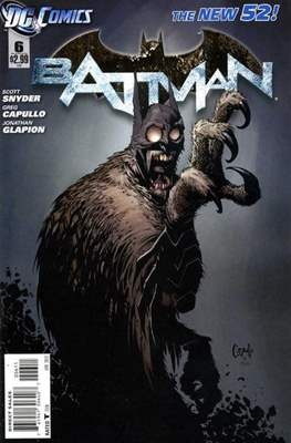 Batman Vol. 2 (2011-2016) (Comic Book) #6