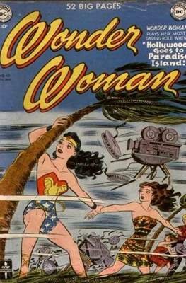 Wonder Woman Vol.1 (1942-1986; 2020-) (Comic Book) #40