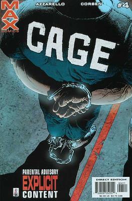 Cage Vol. 2 (Comic Book) #4