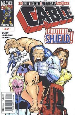 Cable Vol. 2 (1996-2000) (Grapa 24 pp) #42