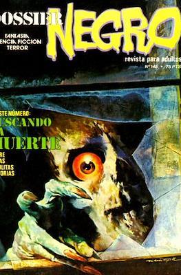 Dossier Negro (Rústica y grapa [1968 - 1988]) #145