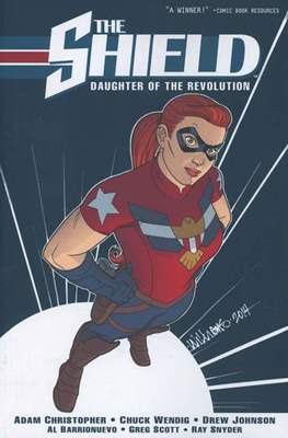 The Shield: Daughter of the Revolution